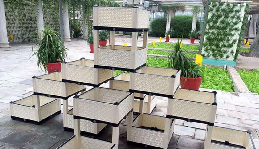 PP Planting Box