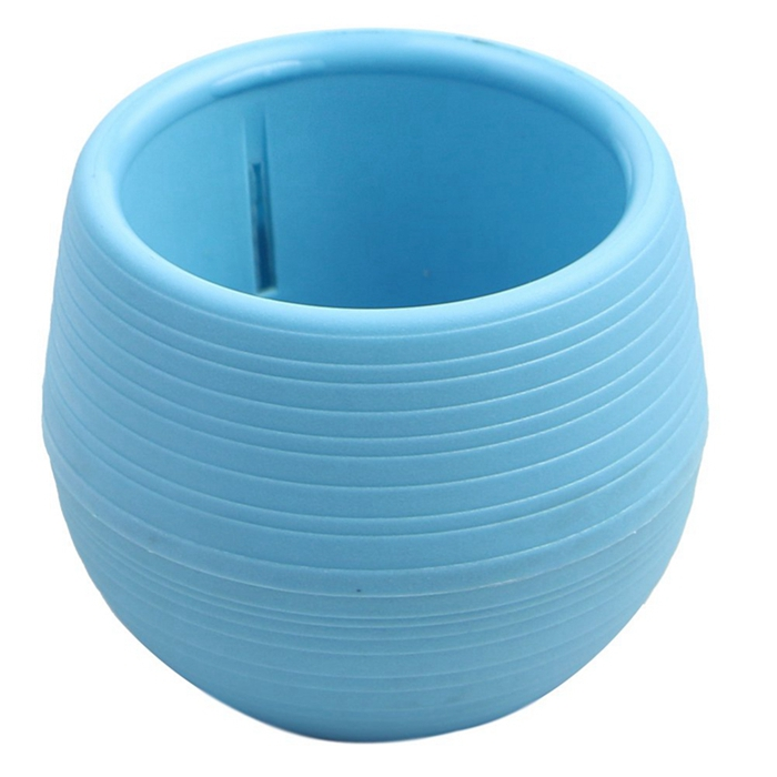 Round Mini Plastic Flower Pots