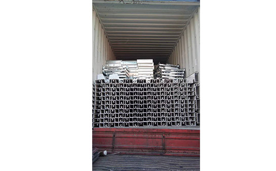 US customer Purchase Two 40'HQ container order goods.