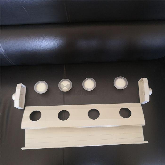 PVC NFT hydroponic channel