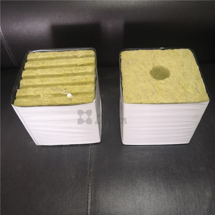 Agricultural Rock Wool planting block