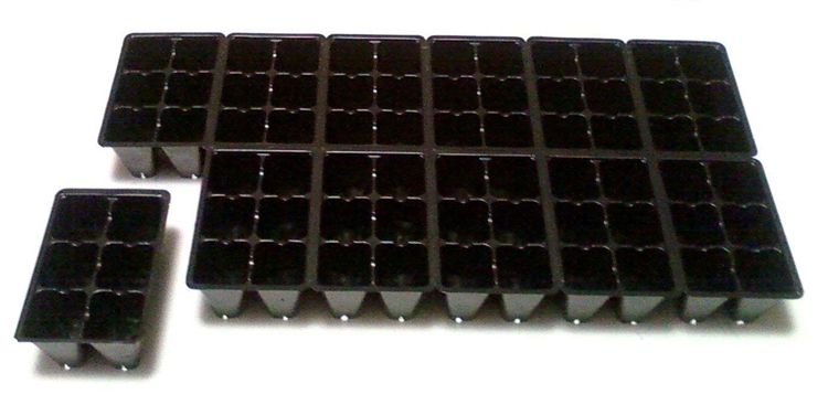 PS Material Cells Seeding Trays