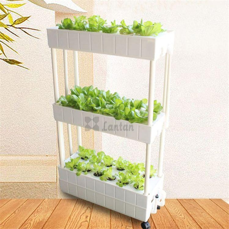 NFT HYDROPONIC PLANTING BOX (Three Layer)