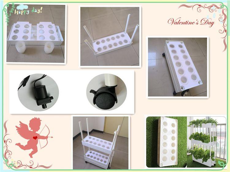 Single Layer NFT hydroponic box